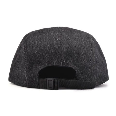 Denim Explorer 5-Panel Snapback