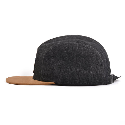 Image of Denim Explorer 5-Panel Snapback
