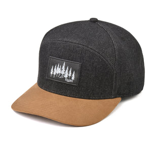 Denim Explorer Snapback