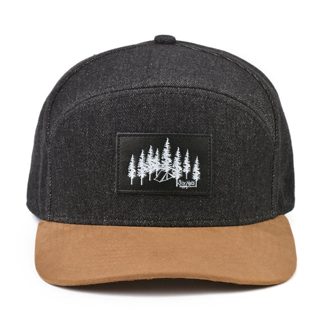 The Denim Explorer Snapback