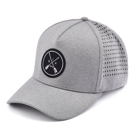 Grey Arrow Flex-Fit Hat