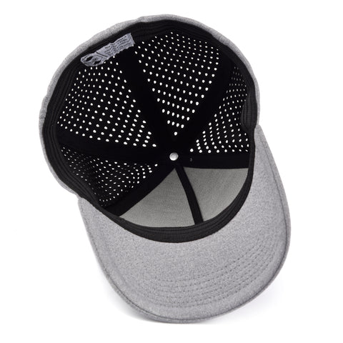 Image of Grey Arrow Flex-Fit Hat