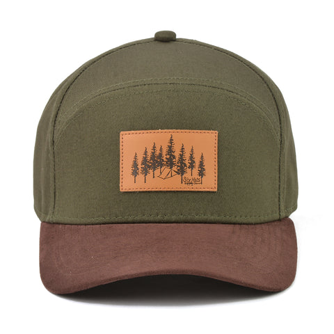 Image of The Olive Explorer Snapback