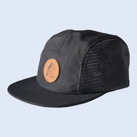 Image of Cottage Life 5 Panel Hat