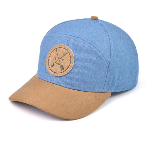 The Denim Arrow Snapback