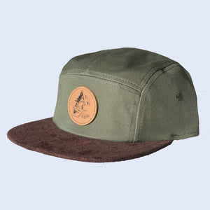 Cottage Life 5 Panel Hat