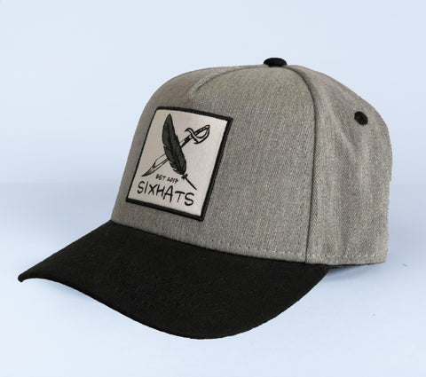 Image of Feather Snapback