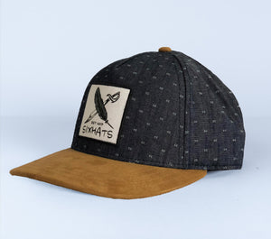 Feather Snapback