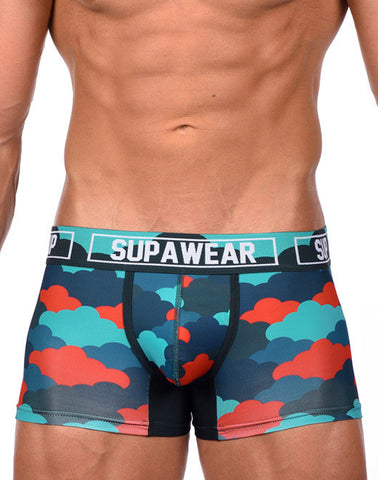 Supawear Cloud 9 Trunk-Rainforest
