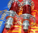 Bassett Billet Machined Hub Set