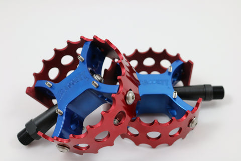 Bassett Full Moon Pro Pedal (anodized bodies)