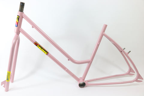 "Ladies Star Cruiser (2018 Edition) 26""  Frame 110 High-tensile steel, Forks 100% 4130"