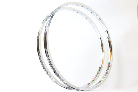 "Chrome Sun XL 26"" rims"