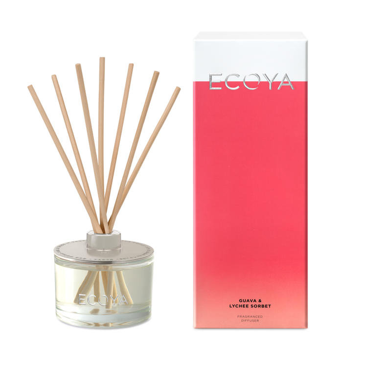 GUAVA & LYCHEE SORBET DIFFUSER 200ml
