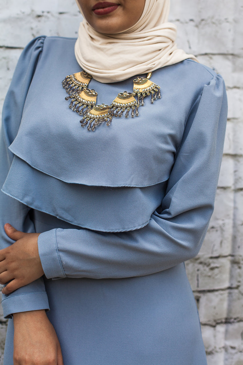 "The ""Yasmeen"" Dress - Diamonds in the Rough Fashion"