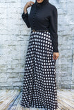 Polka Dot Maxi - Diamonds in the Rough Fashion