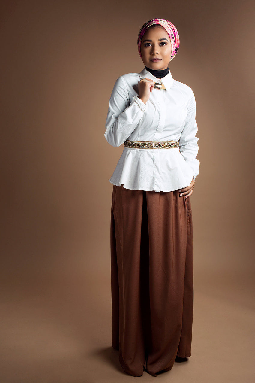 "Desert ""Everyday"" Maxi Skirt - Diamonds in the Rough Fashion"