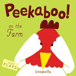 Peekaboo: On The Farm