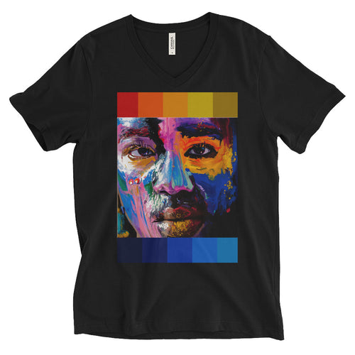 The Most Artful V-Neck T-Shirt for All People
