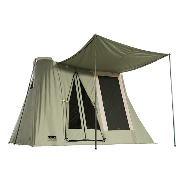 Springbar Highline 6 Canvas Tent 10x10 family tent
