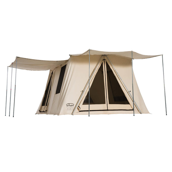 Springbar skyliner 144 canvas tent 12x12 footprint
