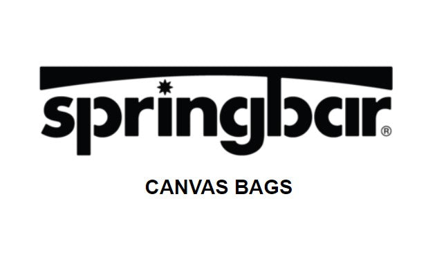 Springbar Canvas Bags - Small Tent Bag - Springbar Canvas