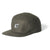 Springbar tent 5-panel camp hat green color