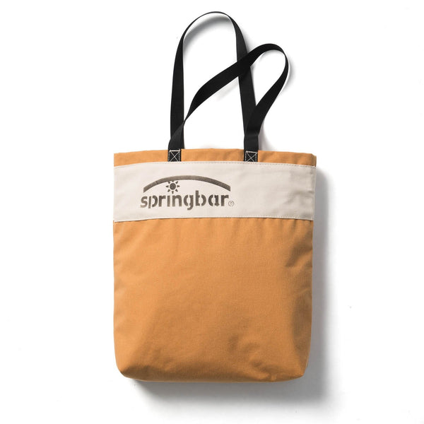springbar canvas tote bag