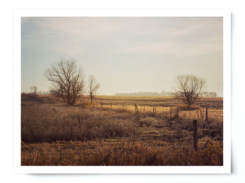Country Landscape Landscape Photo Print - Whimsical Wild Artwork