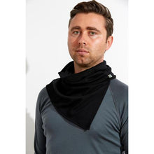 WOOLERINA AUSTRALIAN MERINO WOOL NECKWARMER WITH SPLIT