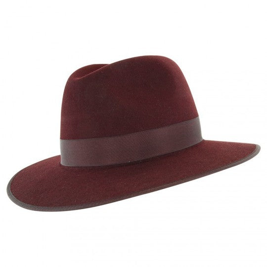 AKUBRA C.E.O RED ROCK URBAN STYLED FELT HAT