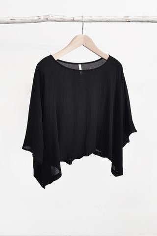 RECTANGLE TOP BLACK