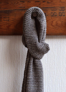 SHEEP-ISH CHUNKY MERINO WOOL SCARF