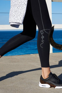 BON LABEL 7/8th legging