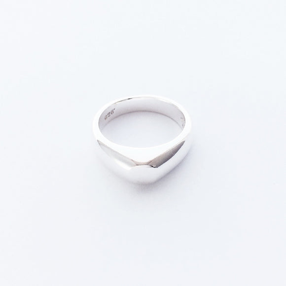 ME-I-ME PLUTO RING - SILVER