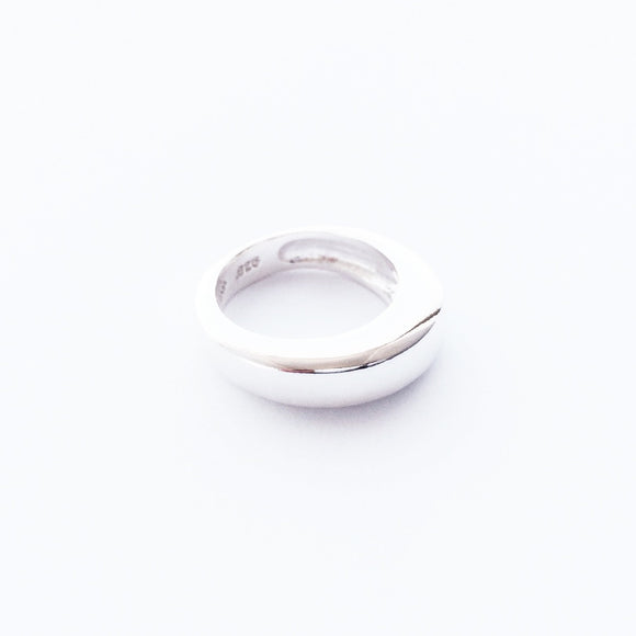 ME-I-ME ECLIPSE RING - SILVER
