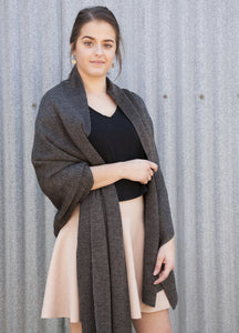 SHEEP-ISH OVERSIZE WRAP