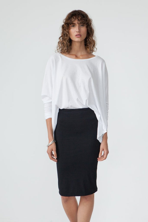 Tluxe Essential Tube Skirt