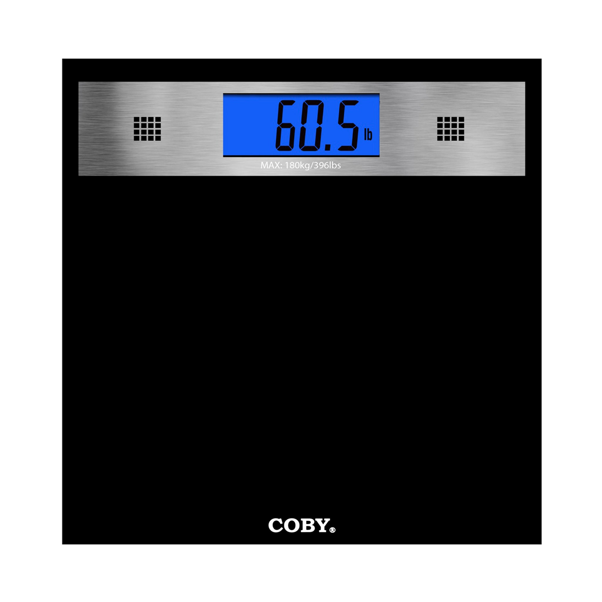 Digital Talking Bathroom Scale with Backlit Display