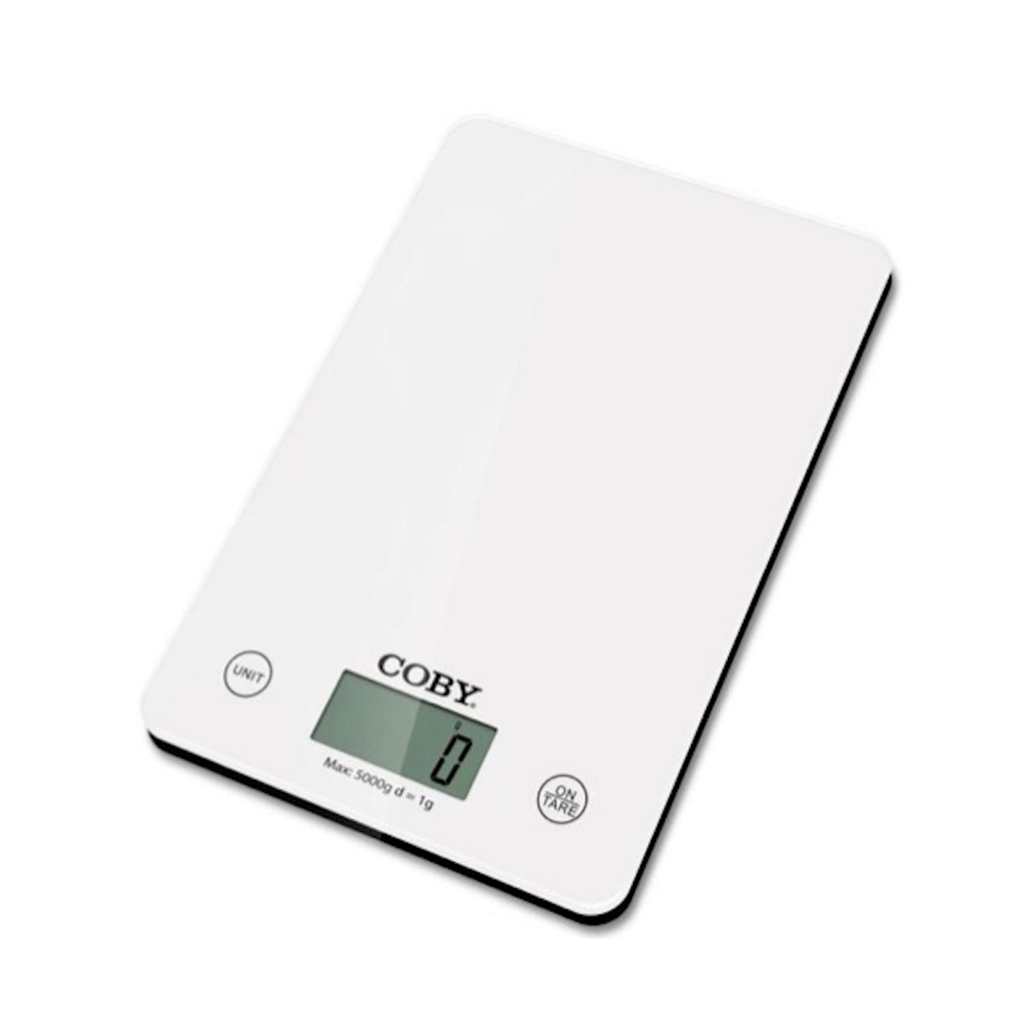 Glass Digital Kitchen Scale with TARE Function