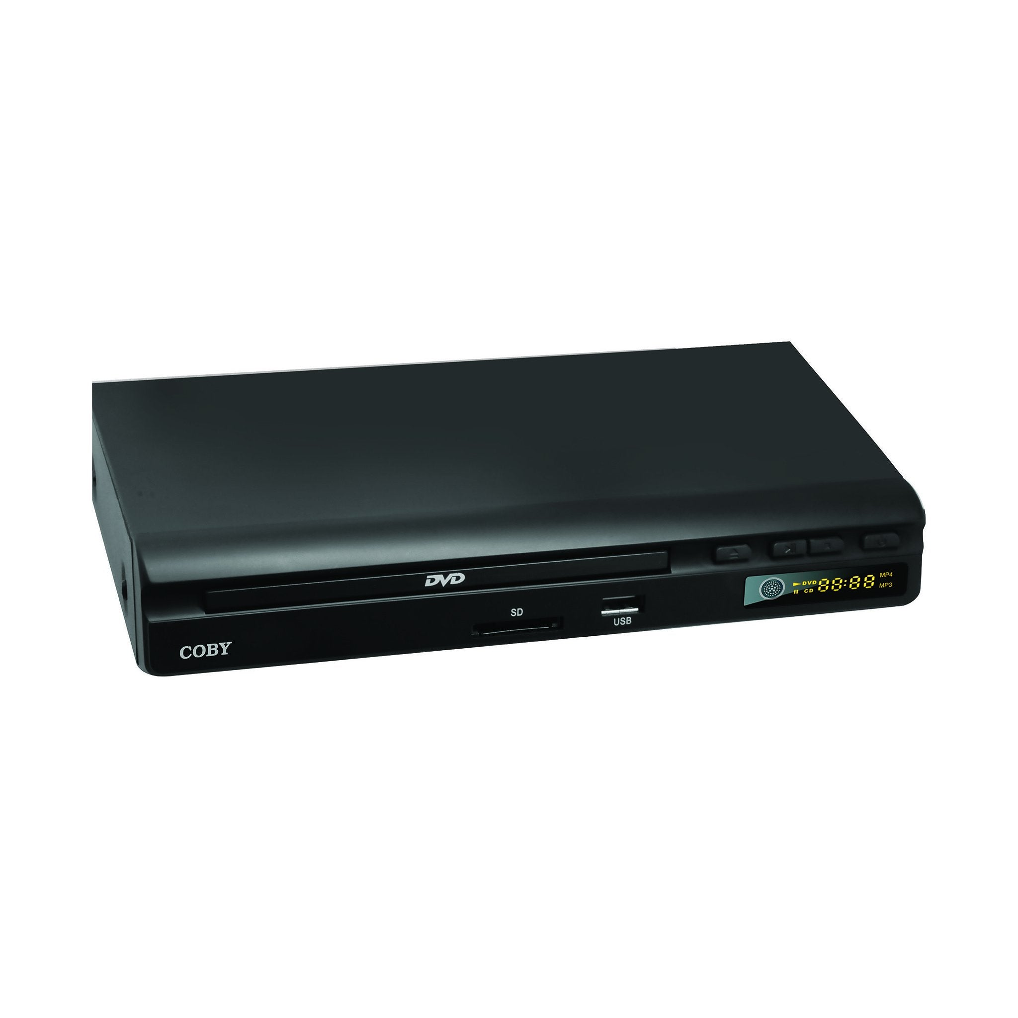 2.0 Channel DVD Player with USB Input