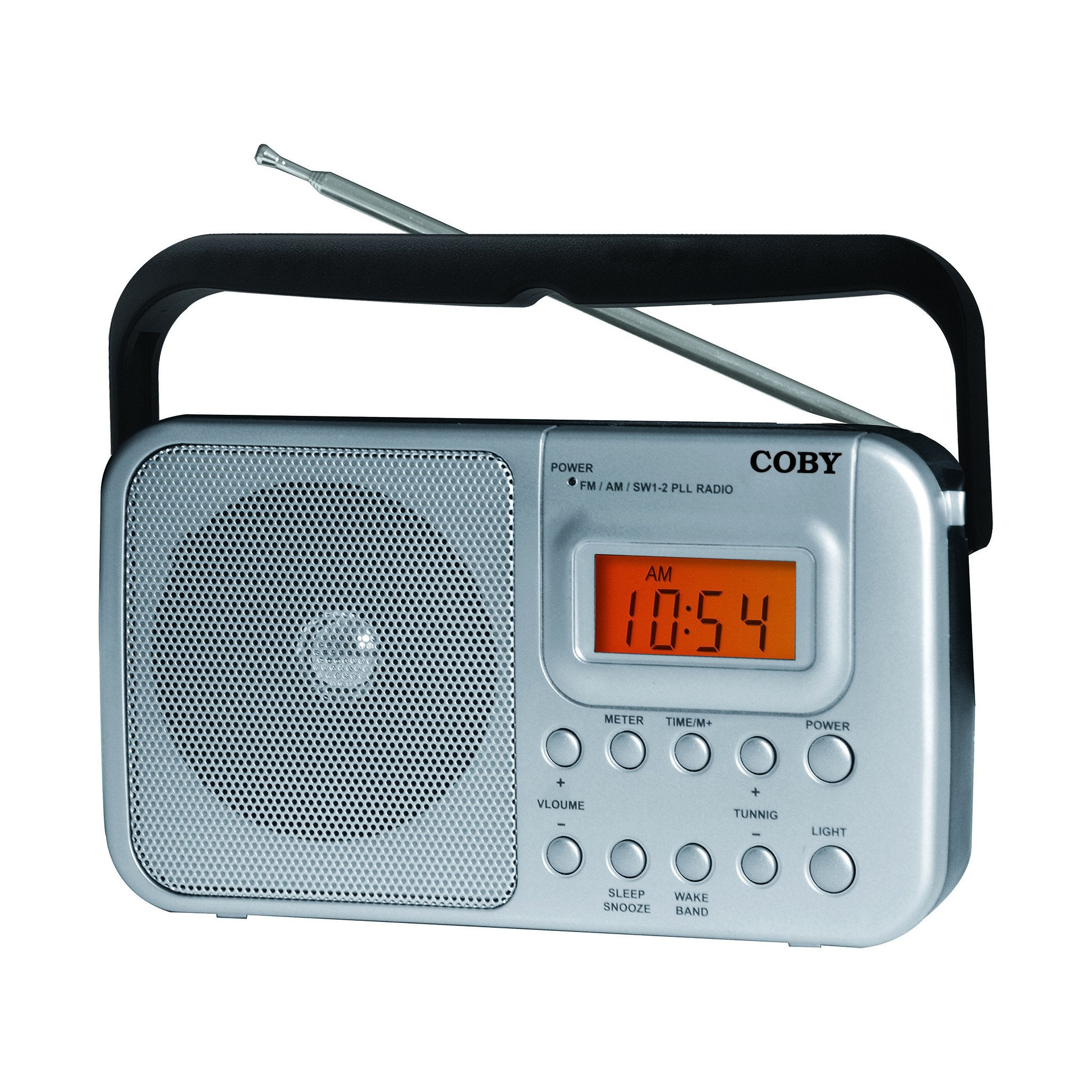 Portable AM/FM Shortwave Radio