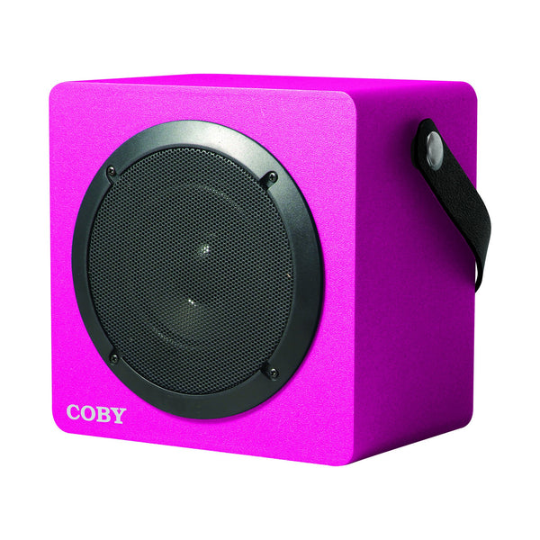 Tune Box Bluetooth Speaker Coby