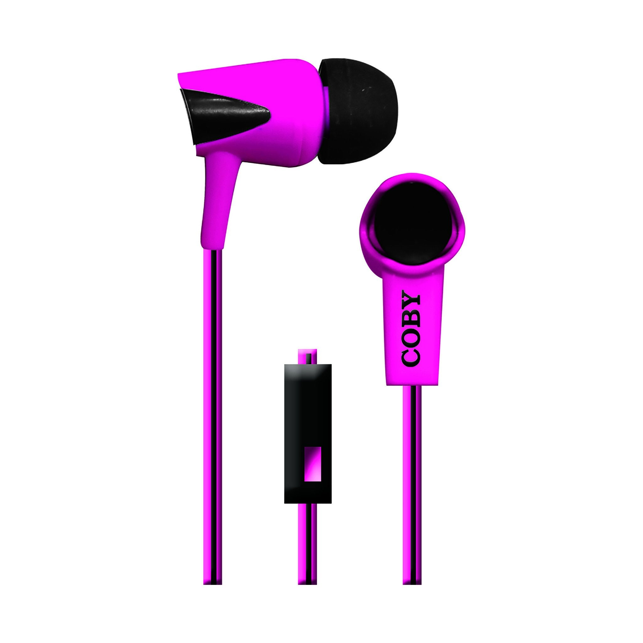 Rush Stereo Earbuds