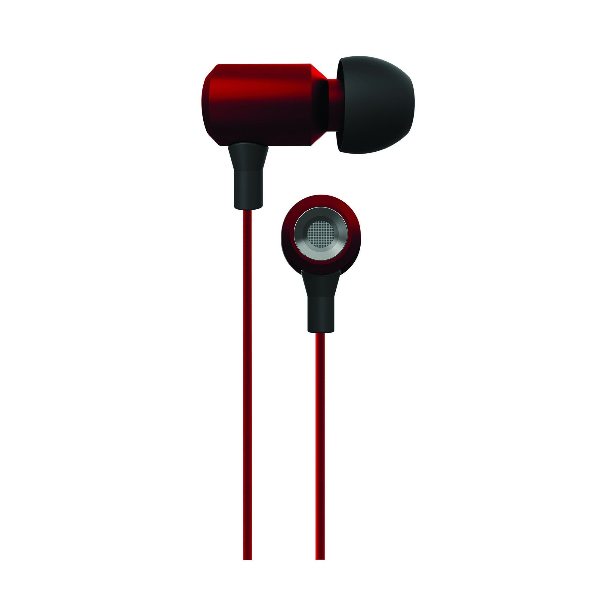 V3RG3 Metal Stereo Earbuds