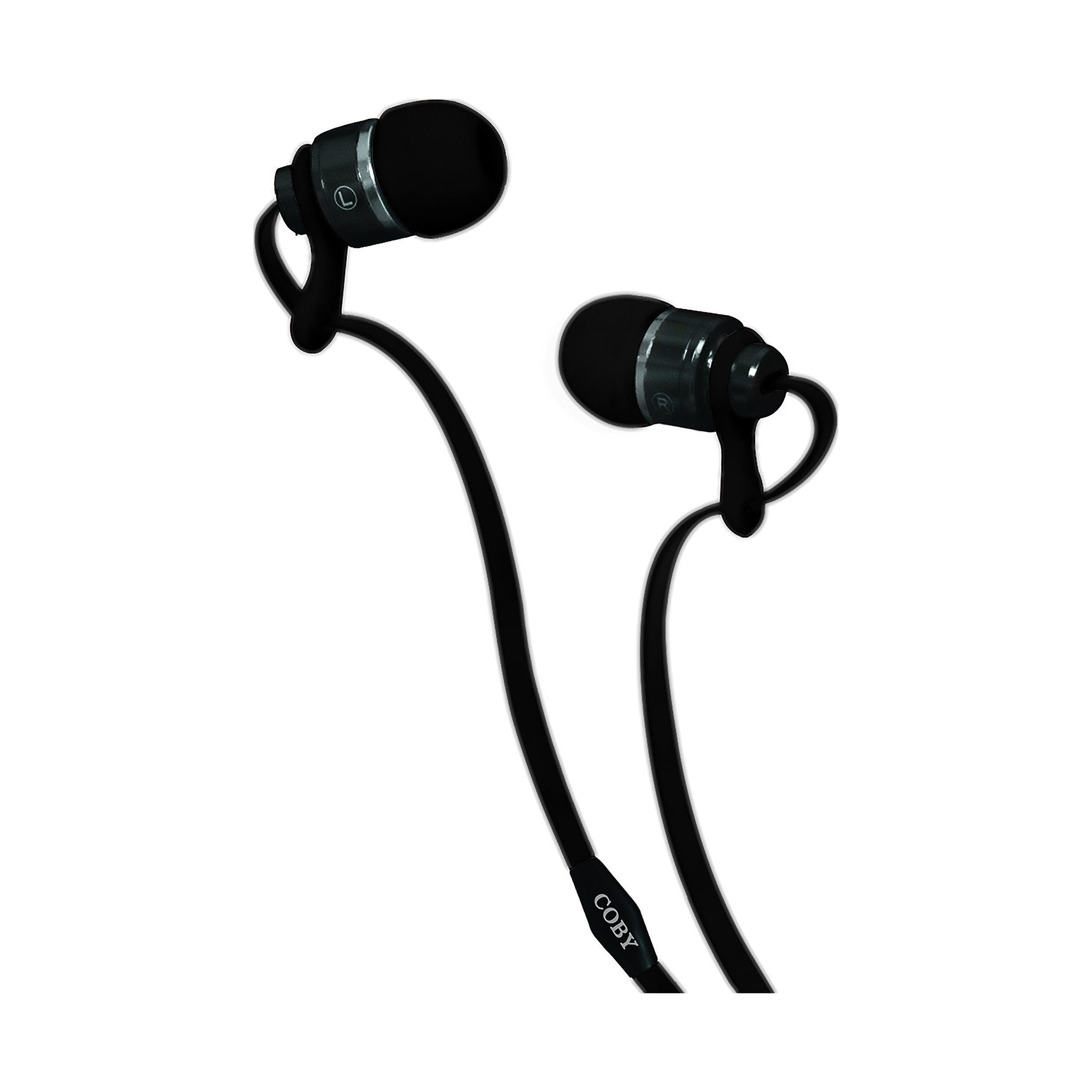 Deluxe Metal Stereo Earbuds