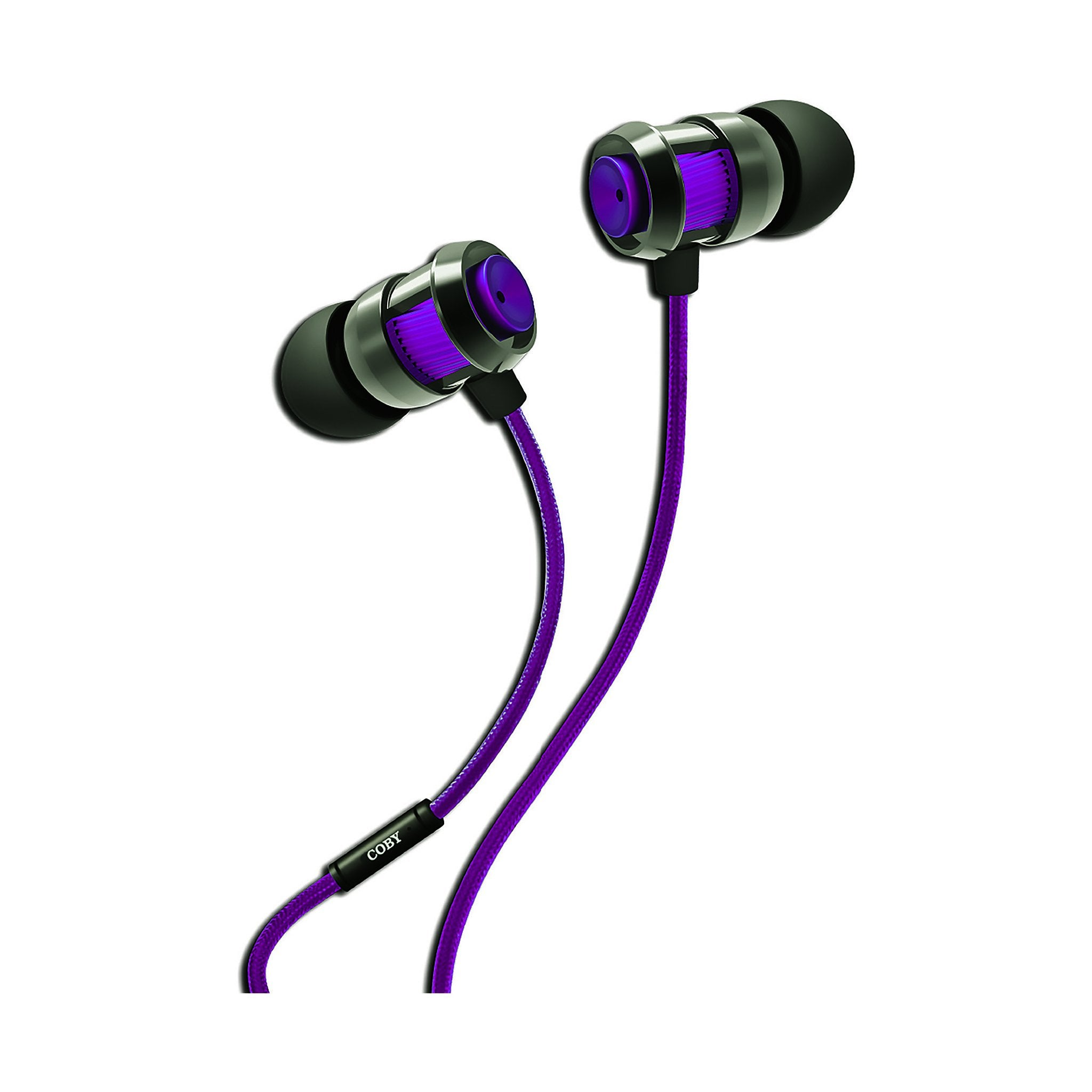 Matrix Metal Stereo Earbuds
