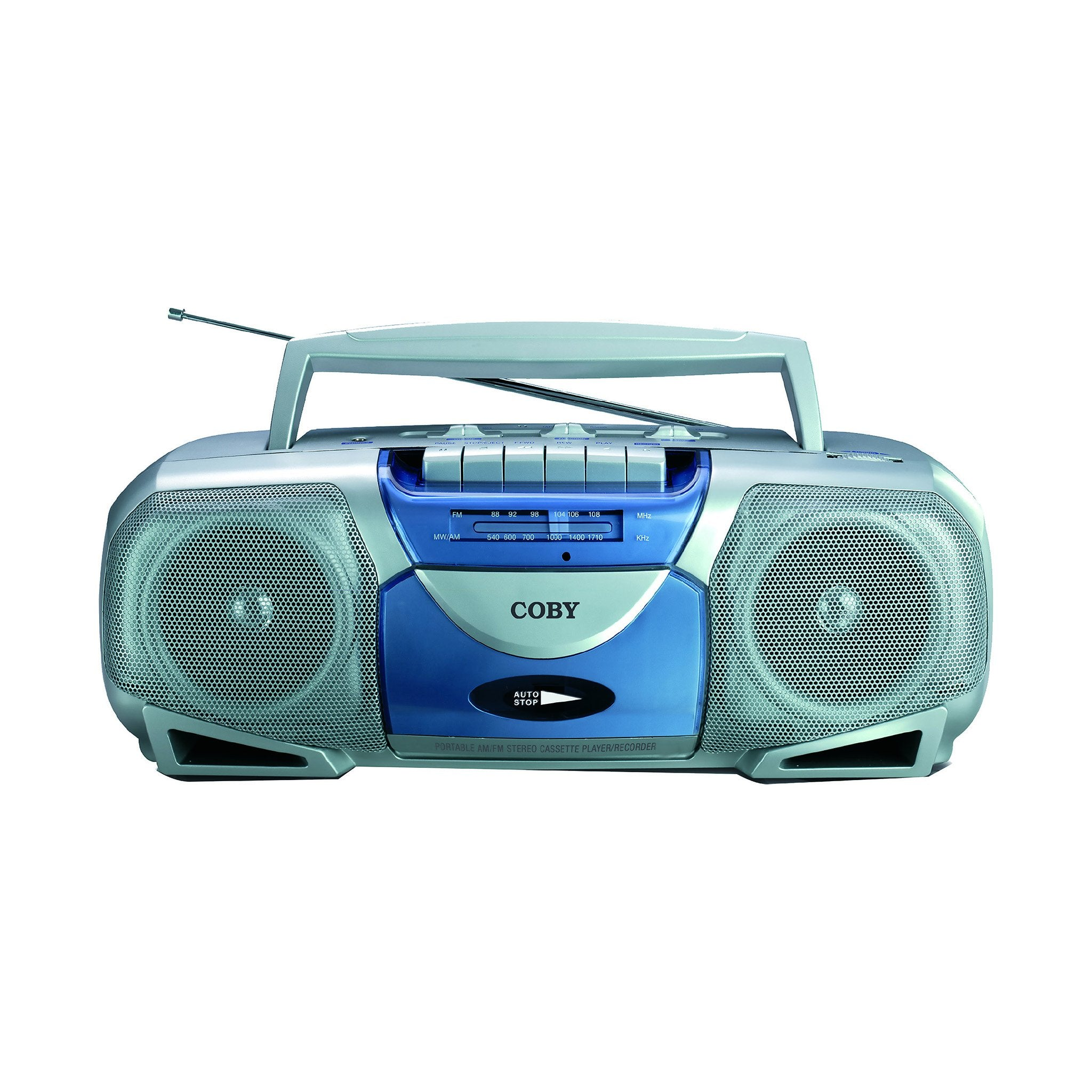 Portable Stereo Cassette Player/Recorder