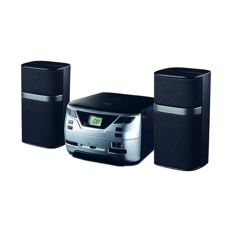 CD Micro System with AM/FM Tuner