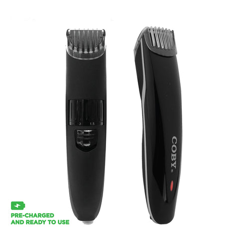COBY ELITE Series Rechargable Adjustable Hair & Body Groomer
